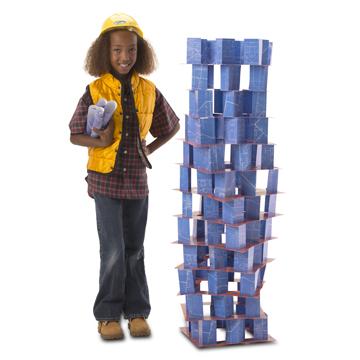 60450 Skyscraper Building Cards girl_2 web